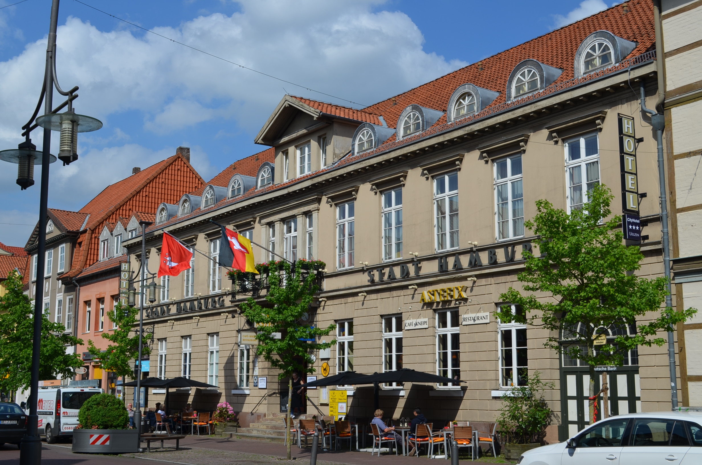 Hotels In Hannover City Centre